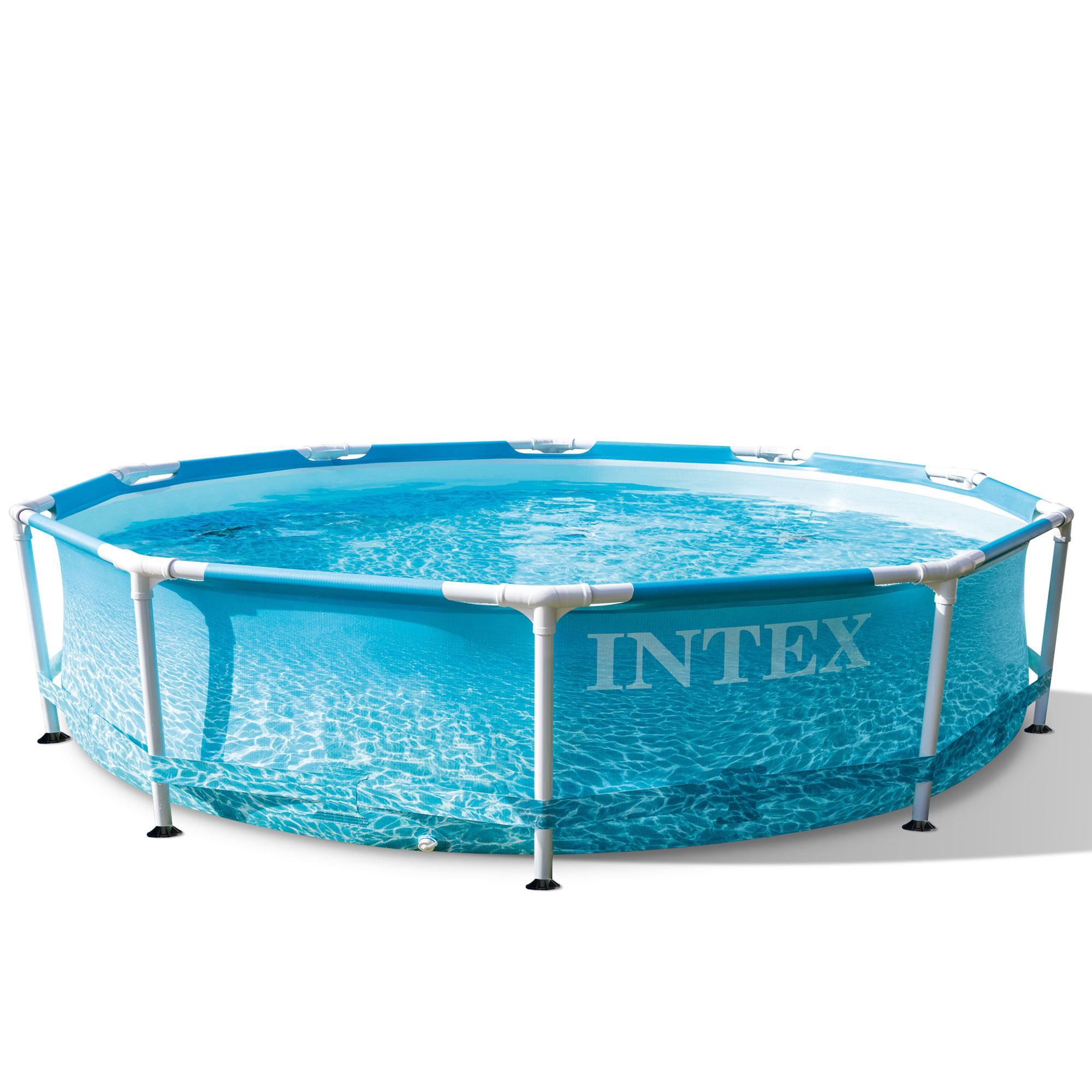 Bazén Intex Metal Frame Beachside 305 x 076 cm 28206 NP