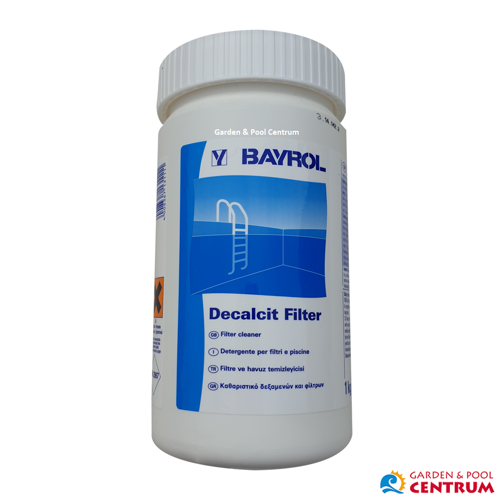 Bayrol - Decalcit Filter 1 kg