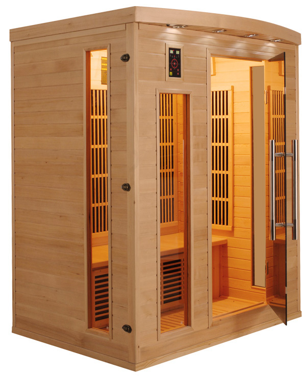 France sauna Apollon 3