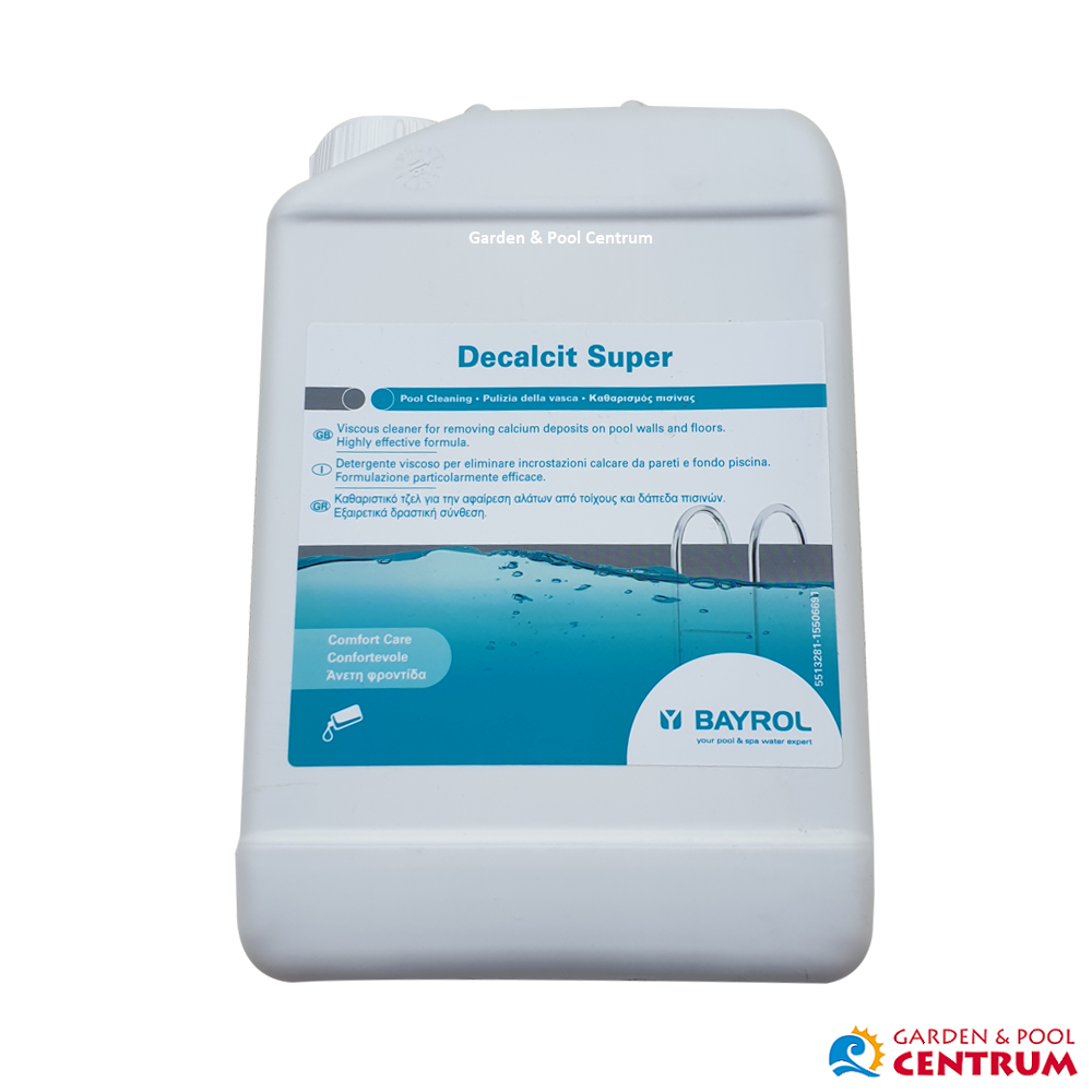 Bayrol - Decalcit Super 10 l