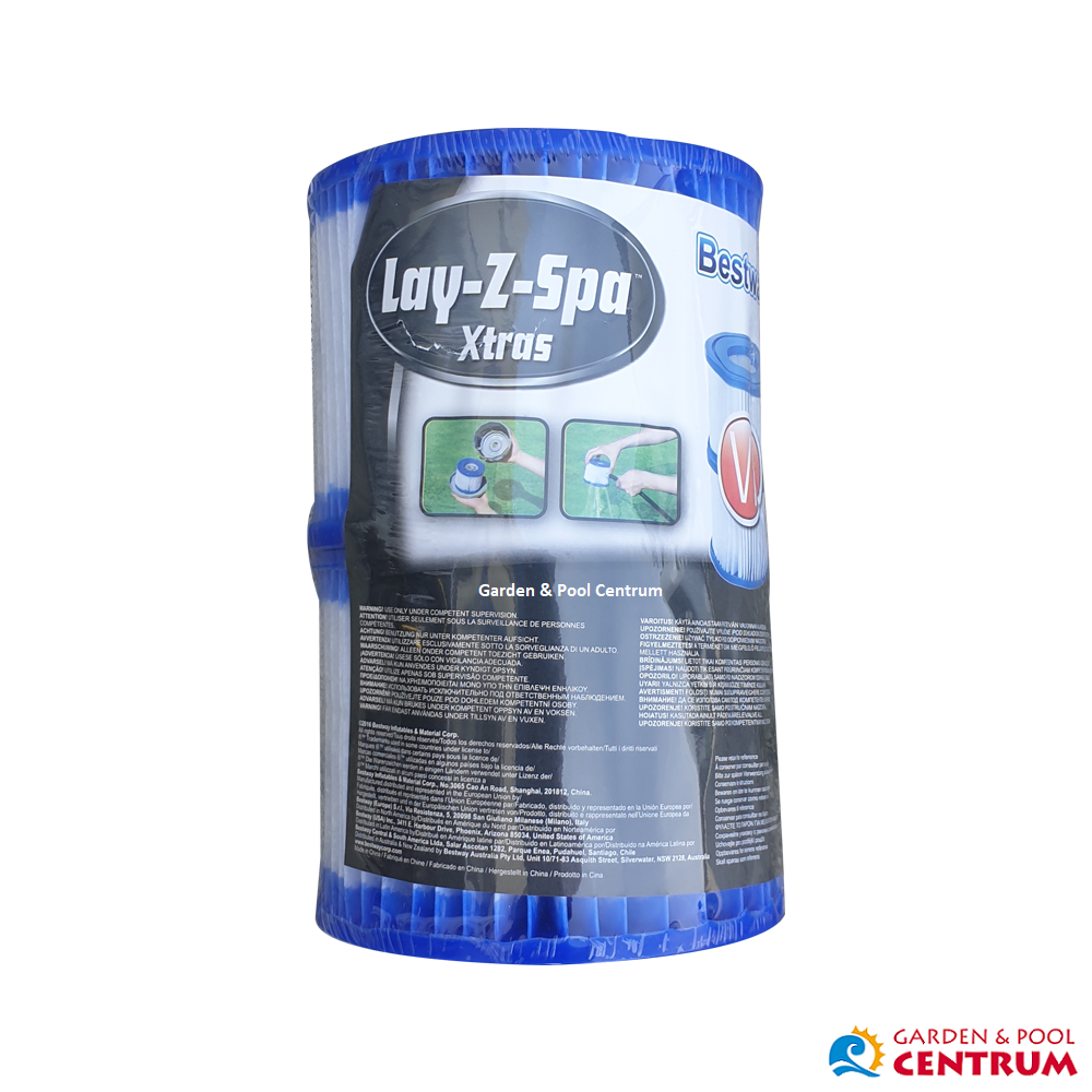 Bestway 58323 Lay-Z-Spa filter typ VI
