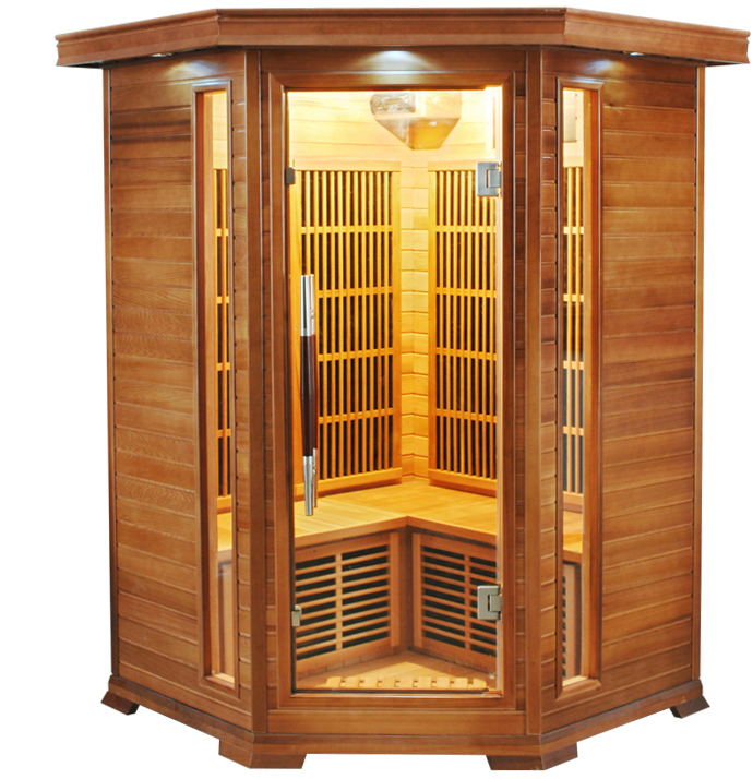 France sauna Luxe 2-3