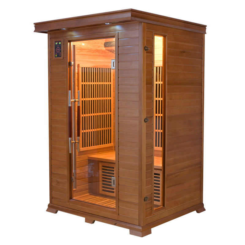 France sauna Luxe 2
