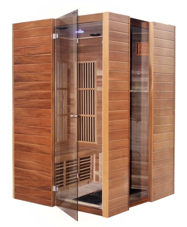 Infrasauna Hanscraft Swiss Ceder
