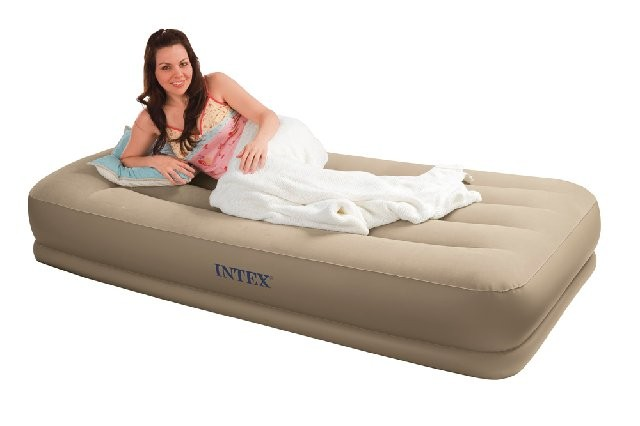 Nafukovacia posteľ Twin Pillow Rest Mid-Rise Airbed With