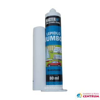 Mastersil Lepidlo Jumbo Fix 80 ml
